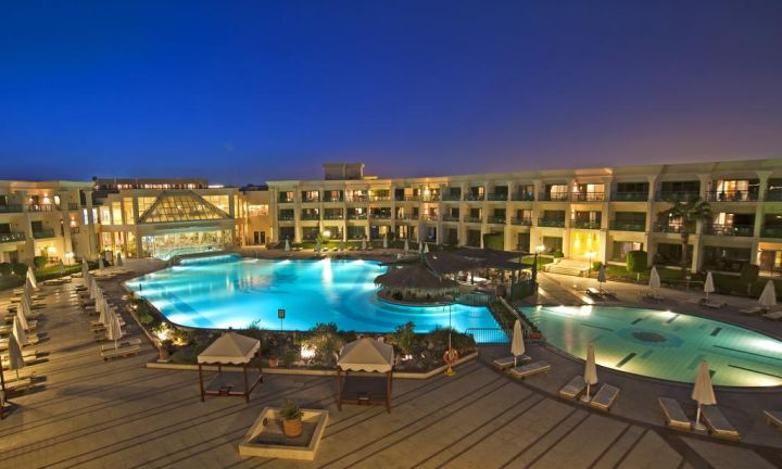 отель Hilton Hurghada Resort