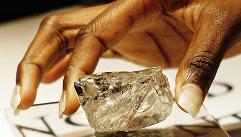 алмаз 215 карат