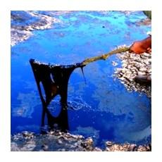 В Чернильном озере добывают отличные чернила
