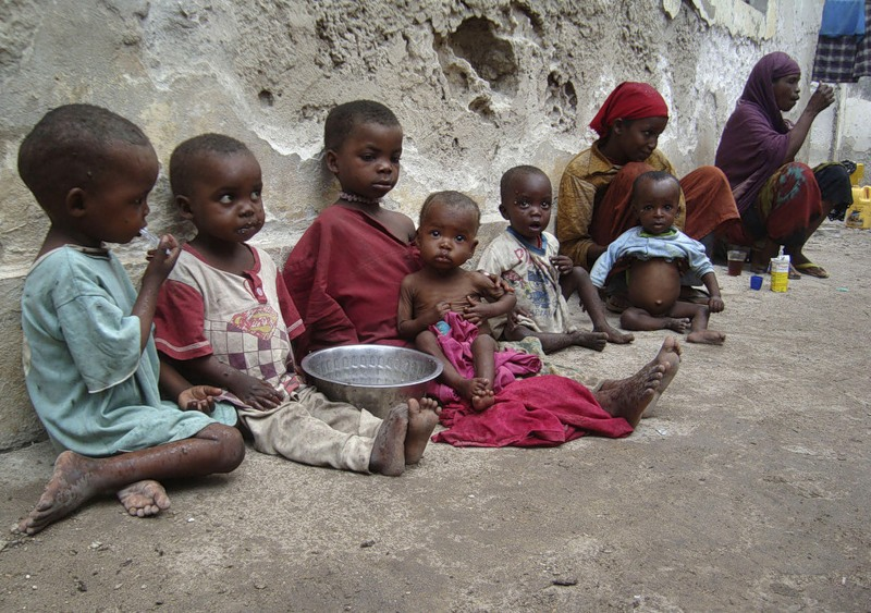 Фото детей умирающих с голоду 22