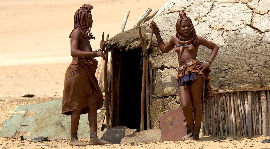 Сексуальные обычаи девушек разных племен
