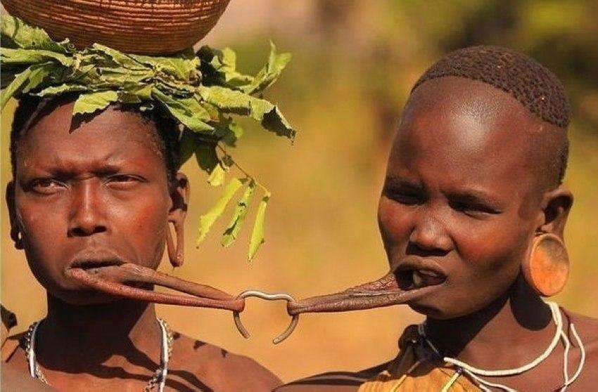 Сексуальные особенности мужчин африканцев
