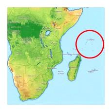 Где находятся Сейшельские острова на карте